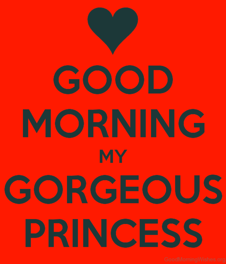 27 Good Morning Wishes You Are Gorgeous
