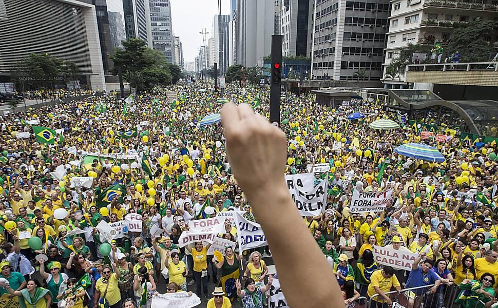 Resultado de imagem para manifestações hoje em são paulo