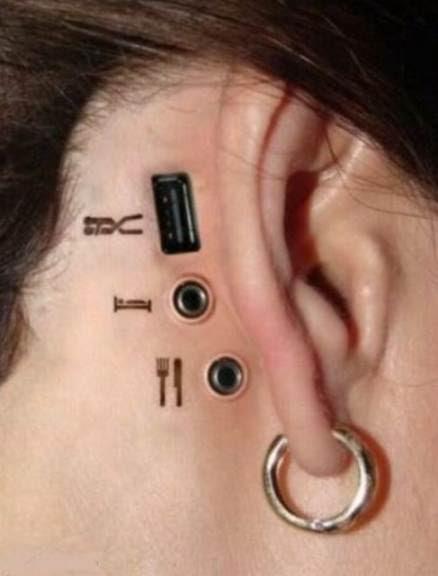 30 Originales Tatuajes En 3d Tres Dimensiones
