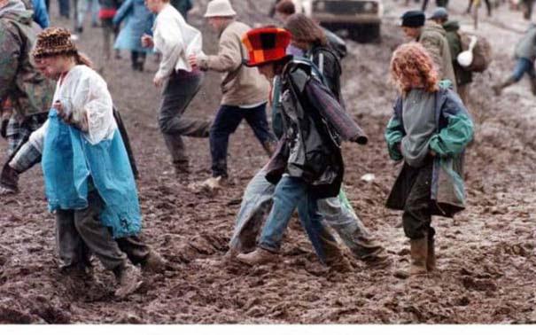 Glastonbury: Φεστιβάλ στις λάσπες (7)