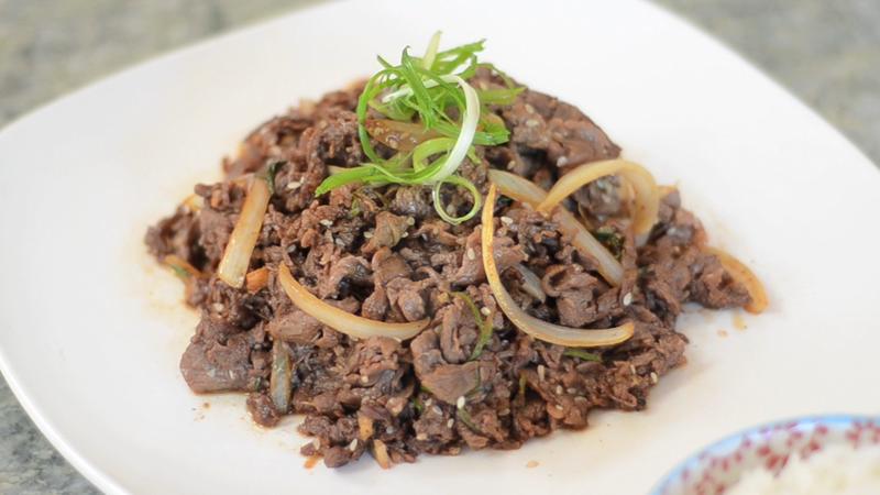 Bulgogi: Korean Beef BBQ   Curious.com