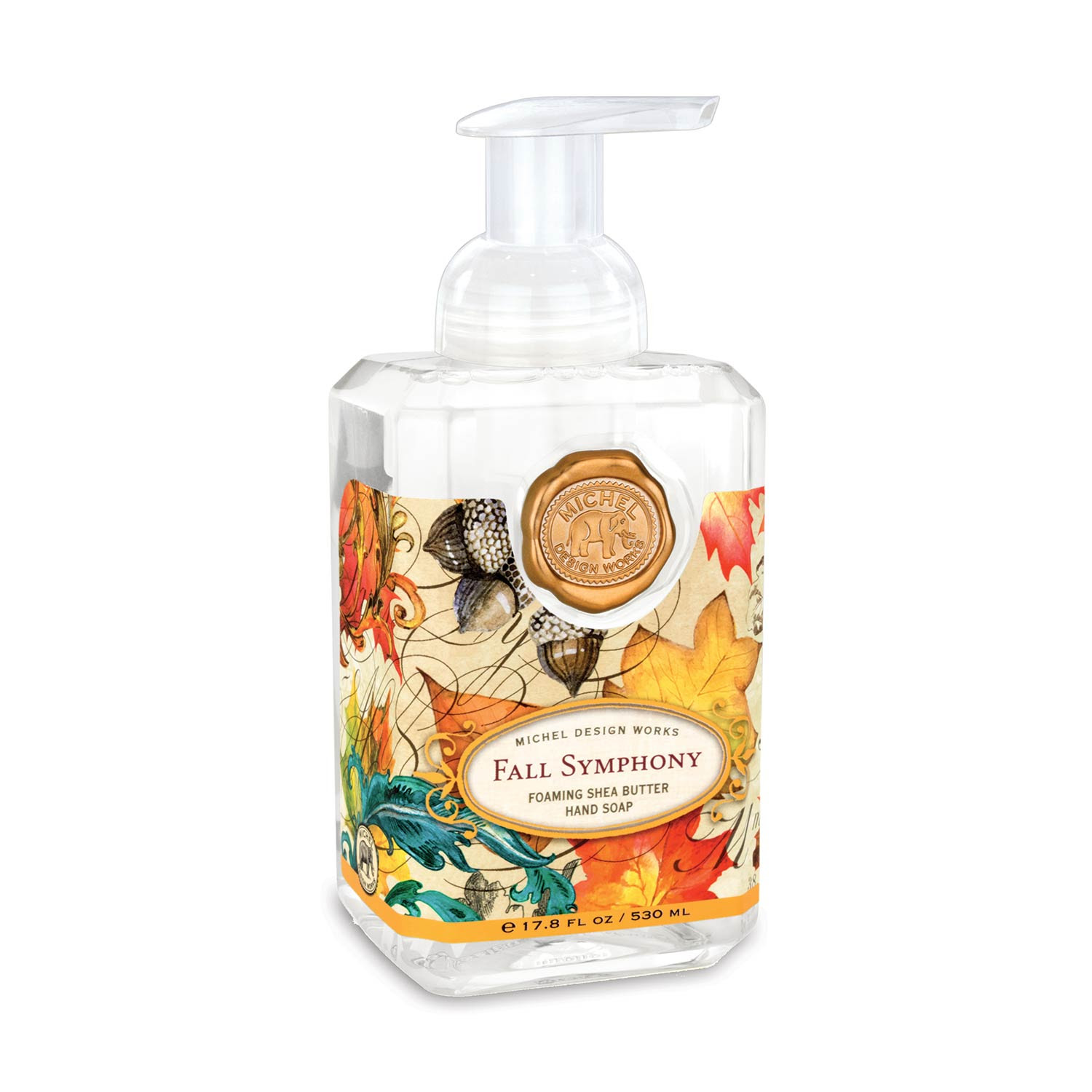 Foaming Hand Soap By Michel Design Works Fall Symphony