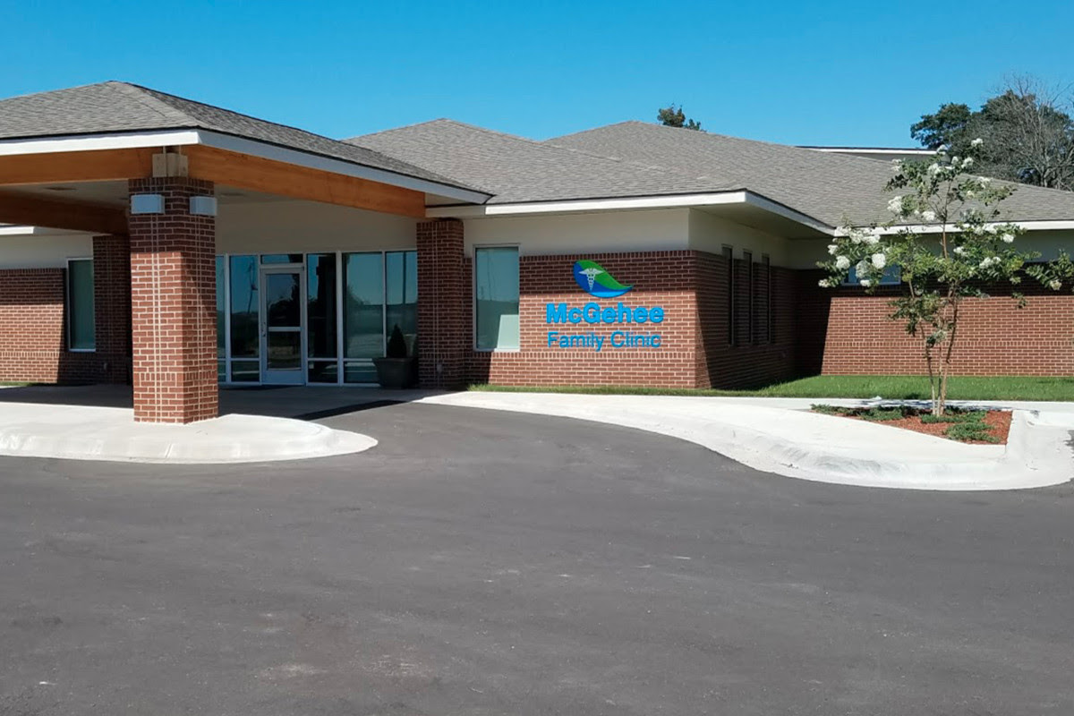 McGehee Opens $2.7M Health Clinic | Arkansas Business News ...