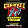 Czarface with Aceyalone & Fashawn live in Santa Cruz