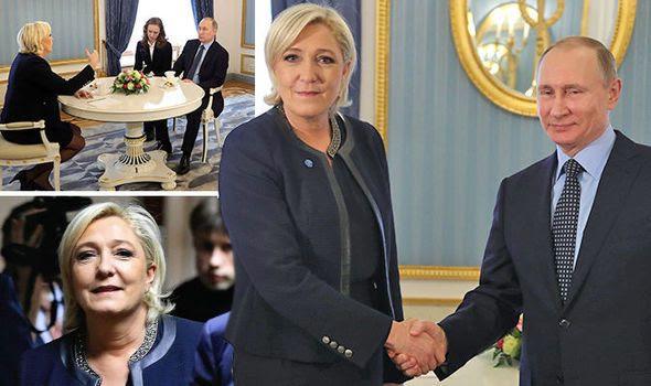 Primo incontro Putin-Le Pen: ecco l'asse che può demolire l'Unione Europea