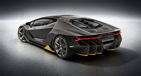 2017 Lamborghini Centenario Dissected ? Feature ? Car and Driver