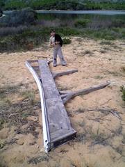 Object on Tura Beach