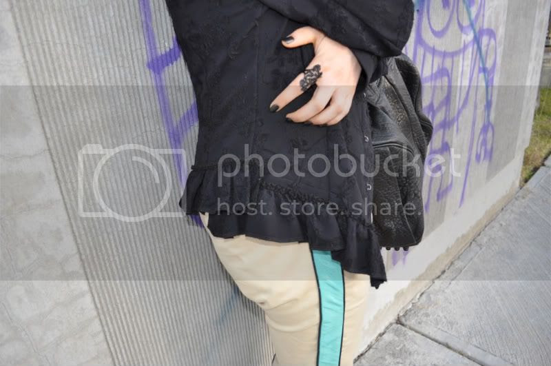 alexander wang rocco,marc jacobs pants,chanel heel peeptoes,comme des garconne