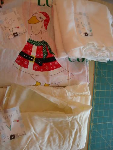 Fabric: Christmas and rayon