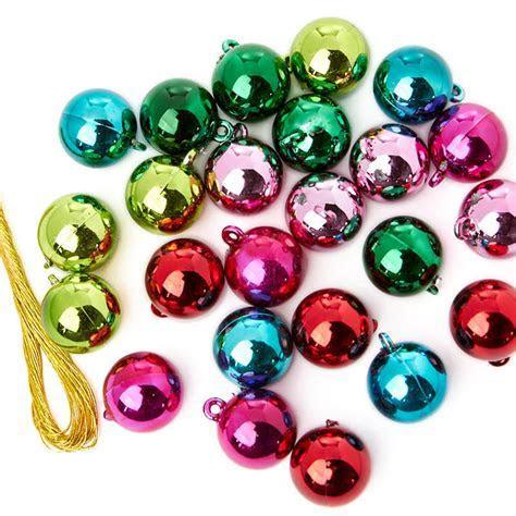 Miniature Christmas Ball Ornaments   Christmas Ornaments