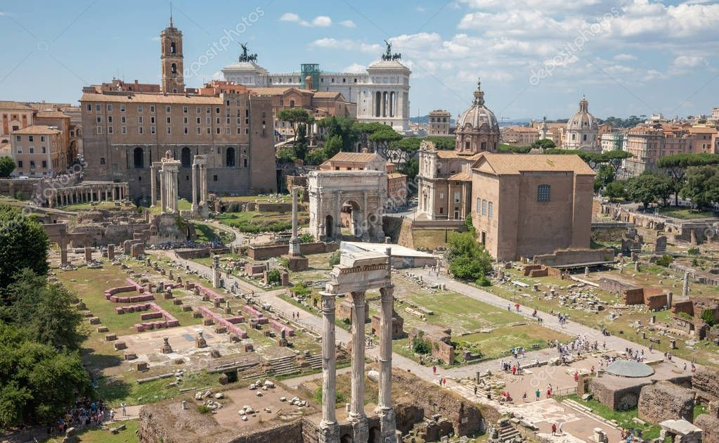 Elegant Forum Romanum Beschneidung
