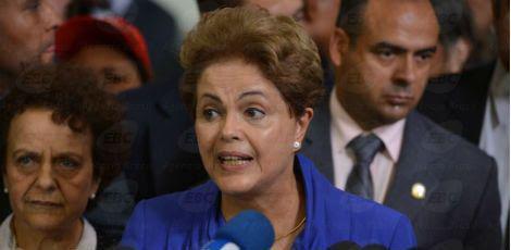 Cerca de 500 mil mulheres são vítimas de estupro por ano, destacou a presidente  / Foto: Valter Campanato/Agência Brasil