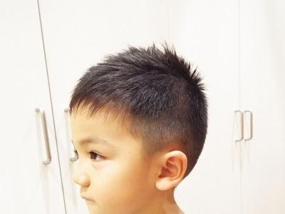 ベリー 男の子 ショート 髪型