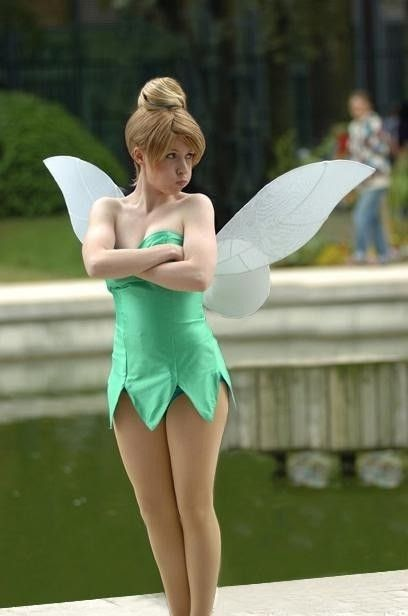 Sexy Tinkerbell Cosplay Hot Photos/Pics | #1 (18+) Galleries