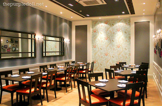 Wee Nam Kee Glorietta Function Room