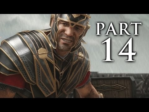 Gameplay Ryse Son of Rome Walkthrough Part 14