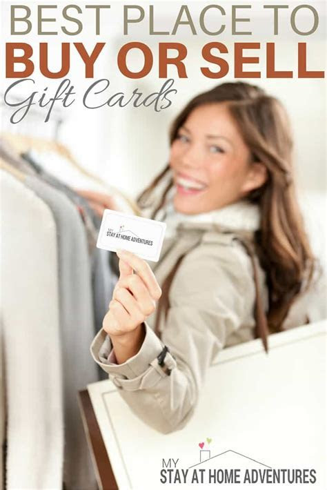 Best Place To Buy Or Sell Gift Cards