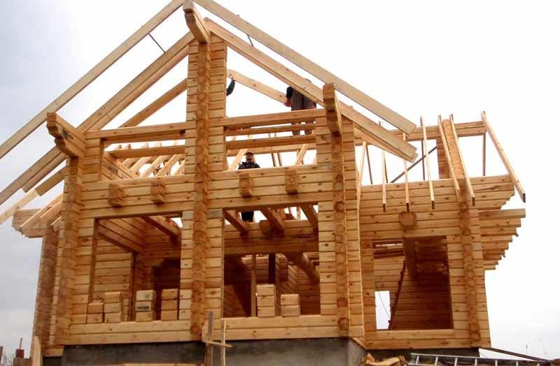 Casas prefabricadas madera construccion casa de madera - Contrucion de casas ...