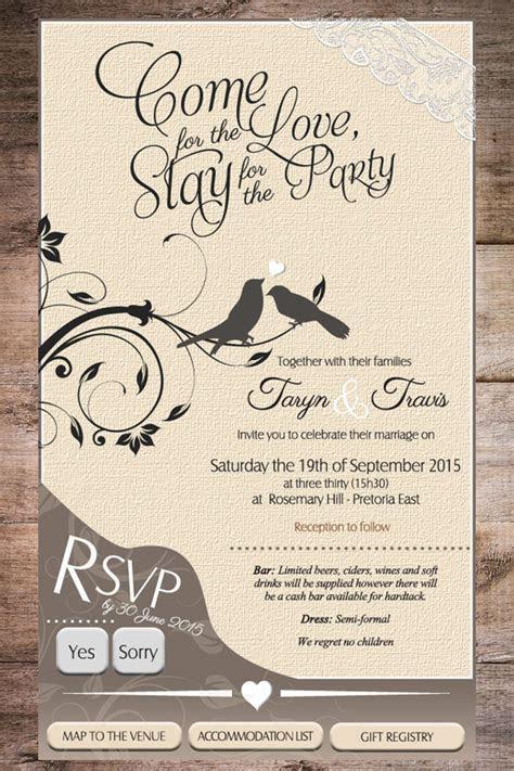 Wedding E Invites   Home of Email & WhatsApp Invitations