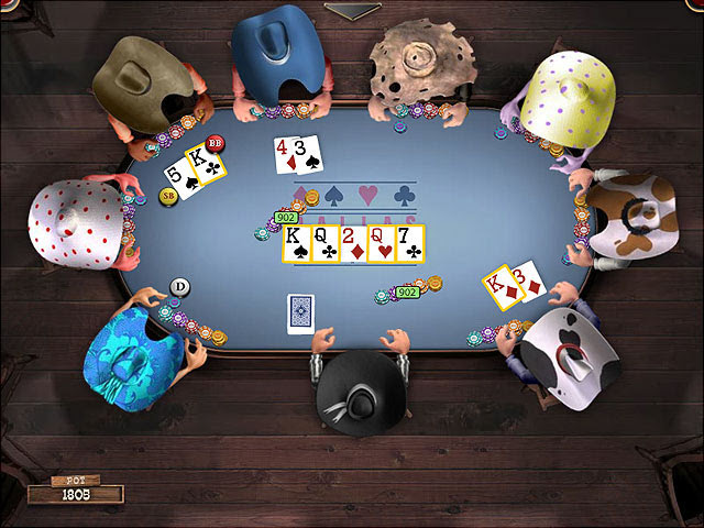 Game Governor of Poker free download Governor of Poker