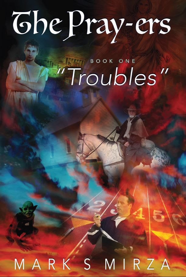 The Pray-ers / Book 1 Troubles, Christian Historical Fiction, The Pray-ers, CTM Publishing Atlanta