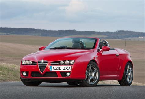 World Car Wallpapers: 2011 Alfa Romeo Brera