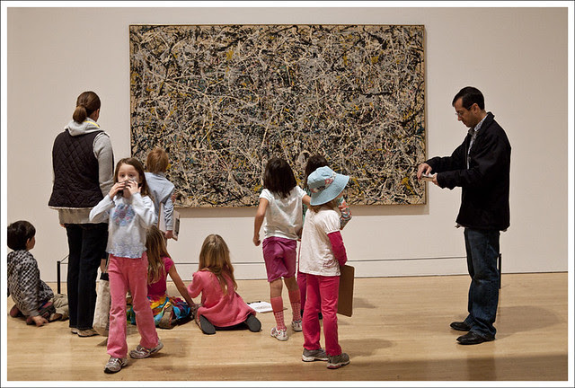 Kids And Pollock