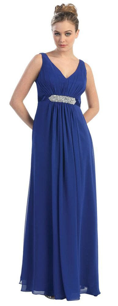 NEW FORMAL EVENING BRIDESMAID GOWN MOTHER OF THE BRIDE