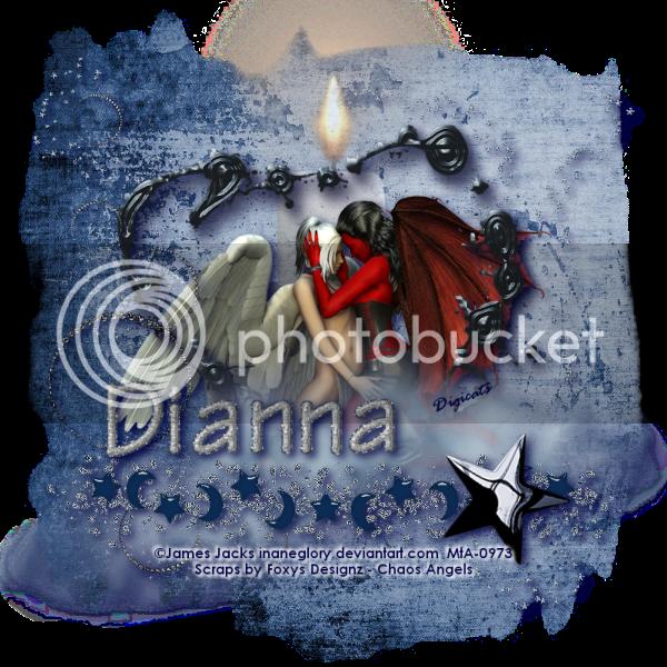 Divine Temptation - Dianna