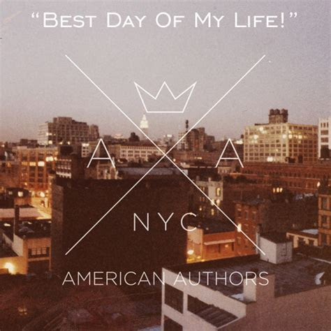 "New Wedding Music: ""Best Day Of My Life"" By American Authors"