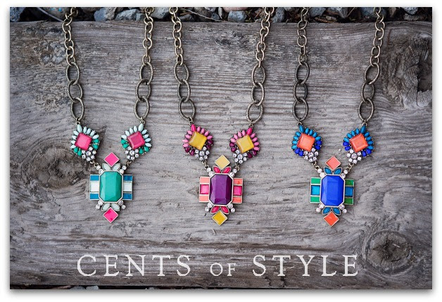 Cyber Monday- Statement Necklaces $10.95 & FREE SHIPPING with Code CYBER