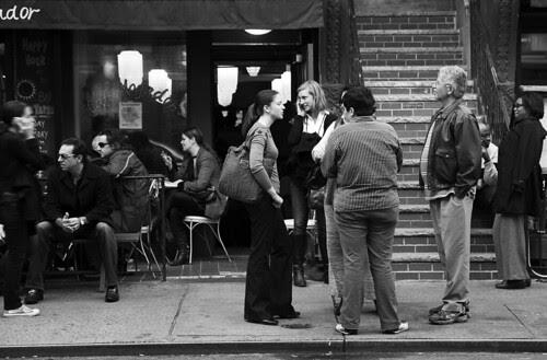 Cafe Mogador, East Village