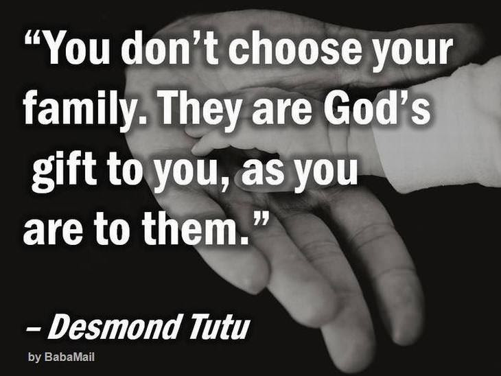 16 Quotes About The Family Spirituality Babamail