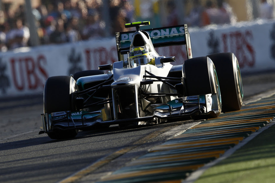 FIA Rules Mercedes F-Duct DRS Wing Legal :: News ...
