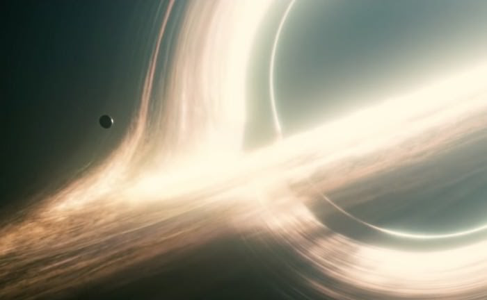 New research indicates that it may now be possible to predict when a neutron star will collapse to form a new black hole. Credit and Copyright: Paramount Pictures/Warner Bros.