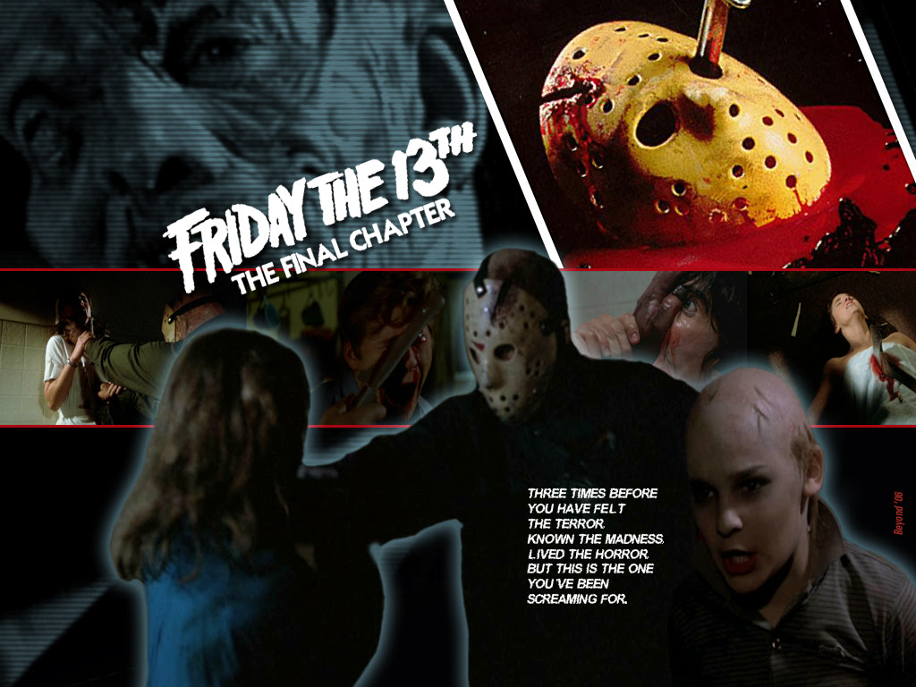 Friday The 13th The Final Chapter Jason Voorhees Wallpaper