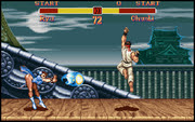 Online Game Super Street Fighter II