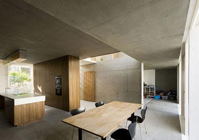 espacio central casa 1