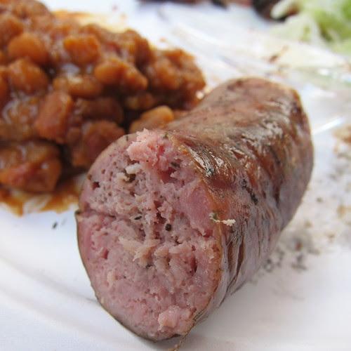 Matt's Homemade Smoked Sausage