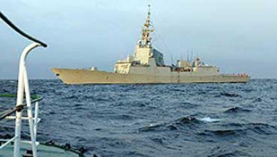 سفن ؘ?بية أمريكية ترسو قبالة السواؙ? المصرية