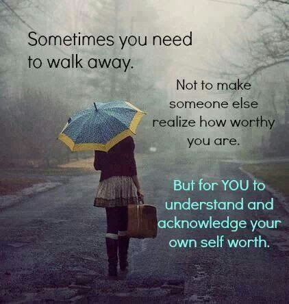 Sometimes You Need To Walk Away Pictures Photos And Images For