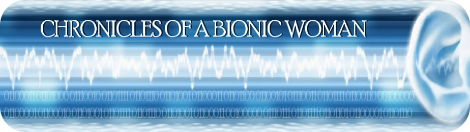 CHRONICLES OF A BIONIC WOMAN