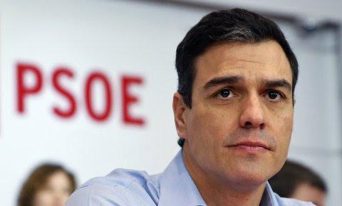El secretario general del PSOE, Pedro Sánchez.- REUTERS