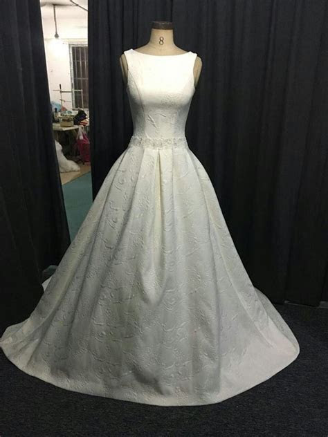 Brocade Wedding Dress Fabric   Wedding