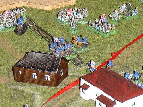 Pleasonton leads a sabre charge!