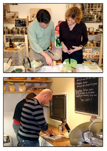Workshop Hartige cakes bij Saskatoon in Voorburg