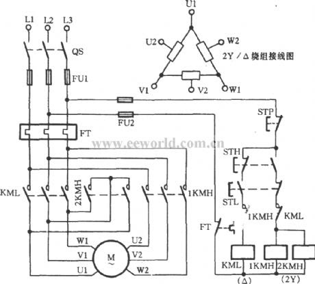 2 Speed Motor Wiring Diagram | Two Speed Wiring Diagram |  | Fuse Wiring