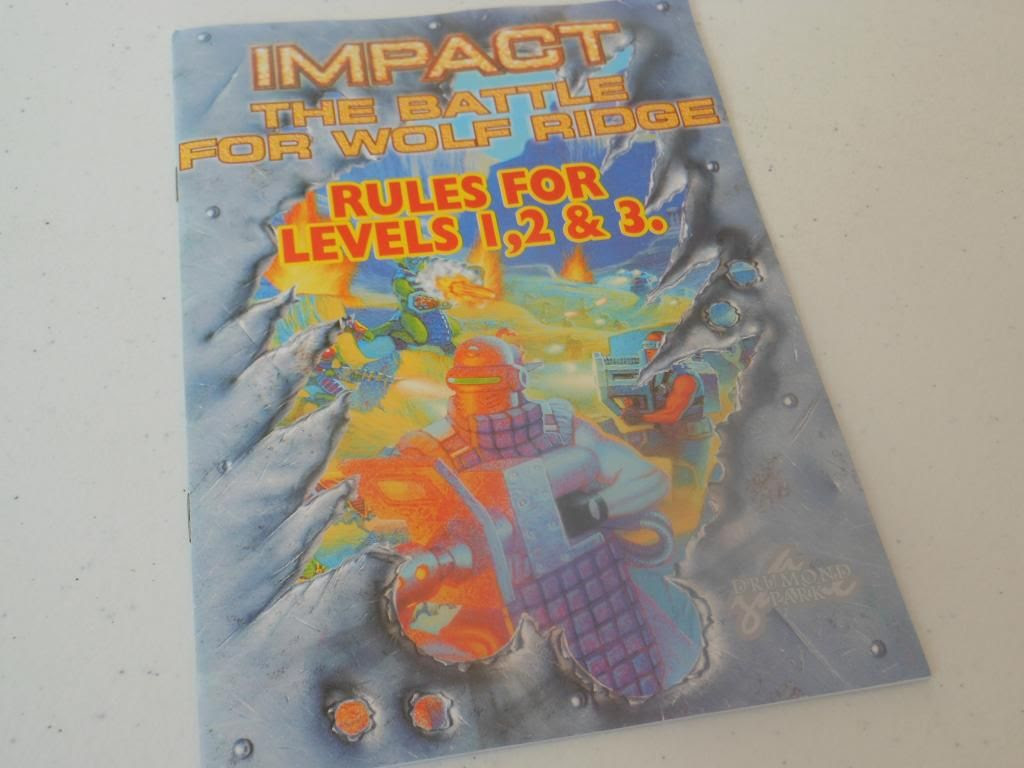 Impact rules book
