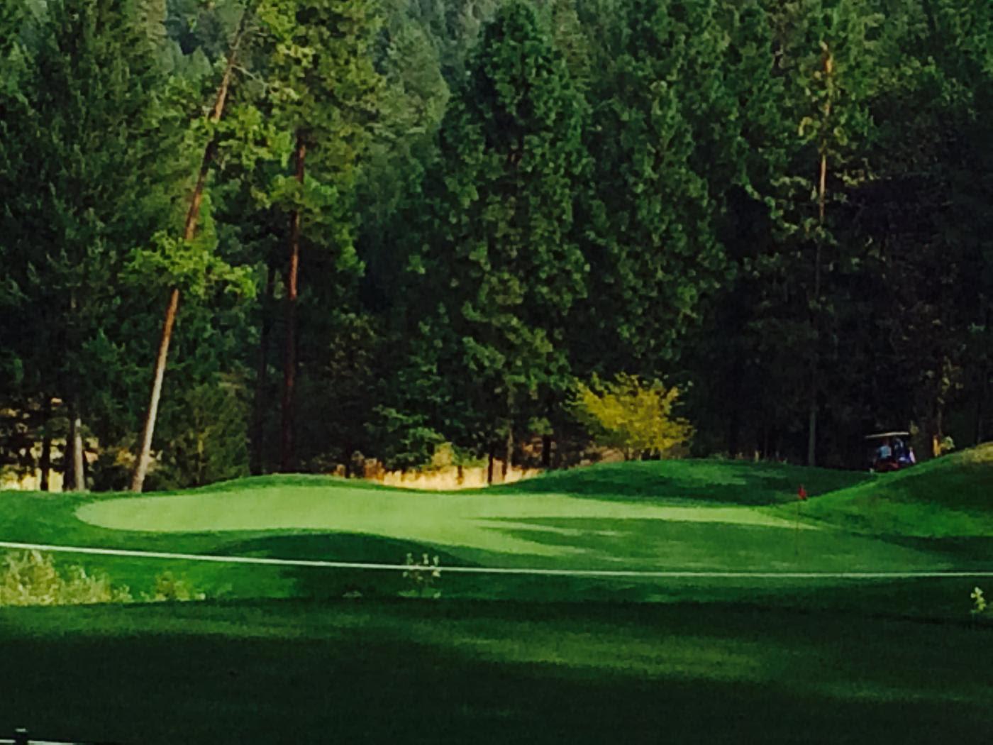 Apple Mountain Golf Resort in Camino California USA