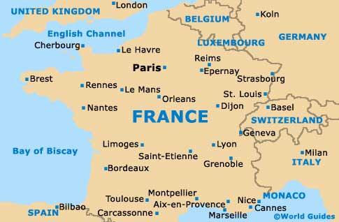 St Tropez Maps And Orientation St Tropez Provence Alpes Cote D
